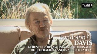 Randolph C. Davis - Quién es Quién en Comunicándonos en Diario Agroempresario