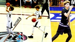 EVERY LaMelo Ball Three Pointer From Sophomore Year From Closest To Deepest! 500+ POINTS!
