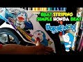striping sederhana HONDA beat doraemon