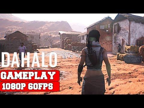 Gameplay de DAHALO