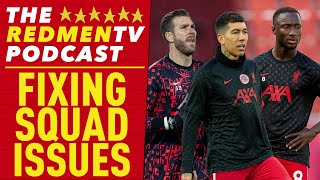 Fixing Squad Issues   The Redmen TV Podcast