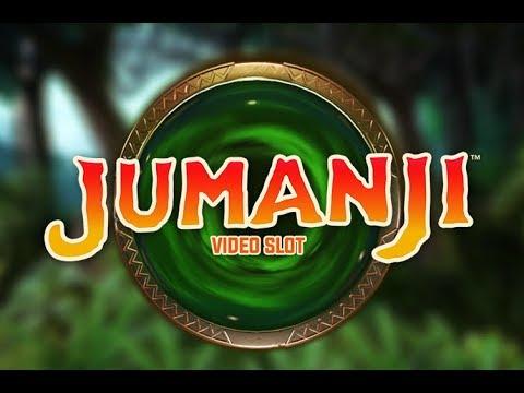 Juega gratis a la Tragamonedas Jumanji de NetEnt y gana el bonus!