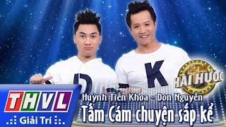 THVL l Cặp đôi hài hước - Tập 4 [2]: Tấm Cám chuyện sắp kể - Huỳnh Tiến Khoa, Don Nguyễn