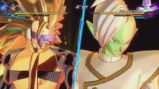 ALL MENTOR DUAL ULTIMATES   Dragon Ball Xenoverse 2