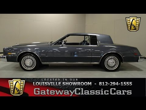 1983 Oldsmobile Toronado Stock # 841 located in our Louisville Showroom
