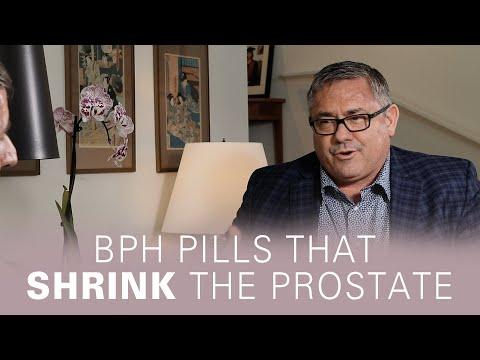 Prostatitis injekció