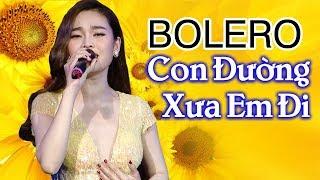 Con Đường Xưa Em Đi - Giang Hồng Ngọc   Liveshow Bolero Hay Nhất