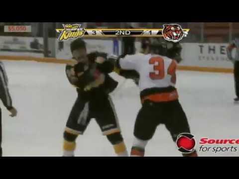 Ty Ettinger vs. Cole Clayton