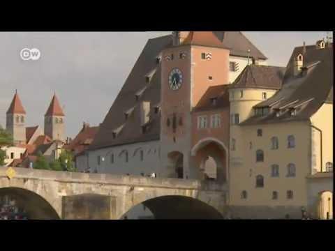 Регенсбург: неповторимая атмосфера Средневековья