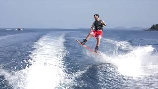 Wakeboard Tutorial - HS FS Wake 360