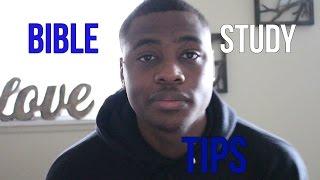 Christian Youth Advice: Bible Study Tips