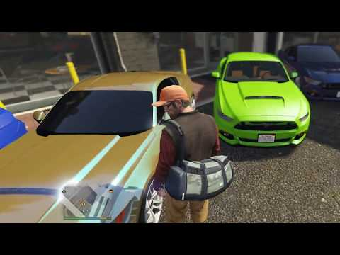 ALL CARS REPLACED WITH REAL CARS!! GTA 5 MODS (REAL LIFE MOD) ALL REAL CARS!!!!