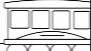 ASDF I Like Trains! (All Moments)