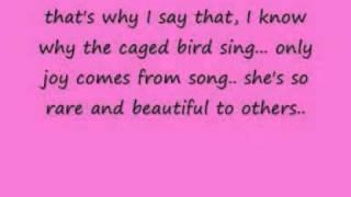 Alicia Keys - Caged Bird (with lyrics)