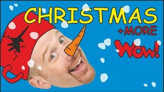 Holiday Songs and Stories for Kids + MORE from Steve and Maggie | Best Christmas