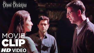 Apna Sara Wada Pura Kar Diya   Bhool Bhulaiyaa   Movie Clip   Akshay Kumar, Vidya Balan