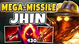 WTF!? JHIN CAN ONE-SHOT ANYONE FROM A MILE AWAY?!? THIS JUST ISN'T FAIR!!! - League of Legends