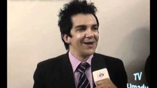 Carlos Alberto, Regis Danese e Kelly Danese - TV UMADU