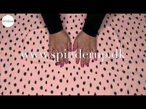 Se produktvideoen til Økologisk jogging med kruseduller - lyserød på YouTube
