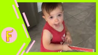 Sweet Moments! 😍  | Cute Baby Funny Moments | 2021