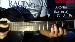 Duman-İçerim Ben Bu Akşam Gitar Dersi