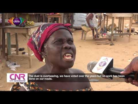 Drivers convert pick-up trucks due to deplorable Anomabo town roads   Citi Tube
