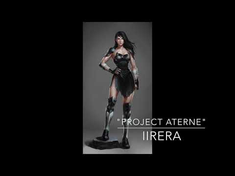 """I provide the voice of the Greek warrior Iirera in the upcoming video game, """"Project Aterne."""""""