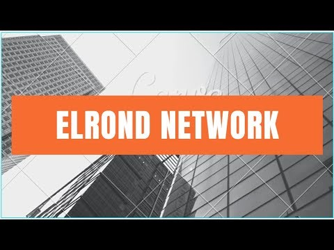 Introducing to the Elrond Blockchain