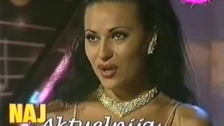 "Video thumbnail of ""Ceca - Doktor - Muzicka planeta - (TV Pink 1996)"""