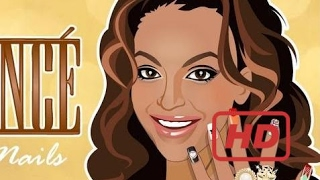 Manicure Beyonce Games-Nail Games-Girl Games