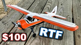 RC Smart Plane Brushless Motor - Beaver XK DH C-2 A600 RC Airplane - TheRcSaylors