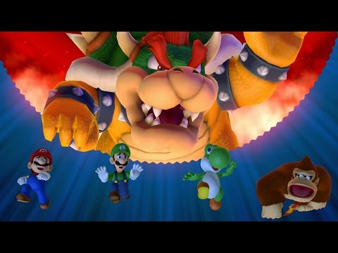 Mario Party 10 - Whimsical Waters (Bowser Party)