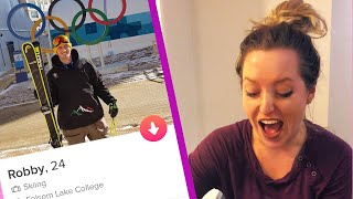 Check out our first vertical video on YouTube! Watch Lizz go on a date with an Olympian in Pyeongchang. Watch the Winter Olympics LIVE in primetime on NBC.  Boldly BuzzFeedYellow has changed its name to Boldly. It's the same content you know and love just Bolder. Subscribe for daily videos about beauty, fashion, body positivity, and to join a community of incredible women working to empower and inspire each other.  Check out more awesome videos at Boldly! https://bit.ly/2p6kiZu https://bit.ly/2nbQuy4 https://bit.ly/publy  GET MORE BUZZFEED: https://www.buzzfeed.com https://www.buzzfeed.com/videos https://www.youtube.com/buzzfeedvideo https://www.youtube.com/boldly https://www.youtube.com/buzzfeedblue https://www.youtube.com/buzzfeedviolet https://www.youtube.com/perolike https://www.youtube.com/ladylike  Credits: https://www.buzzfeed.com/bfmp/videos/48249  Credits: https://www.buzzfeed.com/bfmp/videos/48249  Check out more awesome videos at BuzzFeedVideo! https://bit.ly/YTbuzzfeedvideo https://bit.ly/YTbuzzfeedblue1 https://bit.ly/YTbuzzfeedviolet  GET MORE BUZZFEED: https://www.buzzfeed.com https://www.buzzfeed.com/videos https://www.youtube.com/buzzfeedvideo https://www.youtube.com/boldly https://www.youtube.com/buzzfeedblue https://www.youtube.com/buzzfeedviolet https://www.youtube.com/perolike https://www.youtube.com/ladylike  BuzzFeedVideo BuzzFeed Motion Picture's flagship channel. Sometimes funny, sometimes serious, always shareable. New videos posted daily!