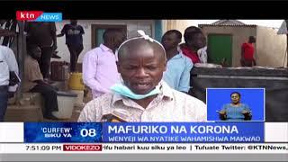 Mafuriki yatatiza takriban familia 200