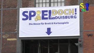 SPIEL DOCH! Messe Duisburg 2018 - Bericht