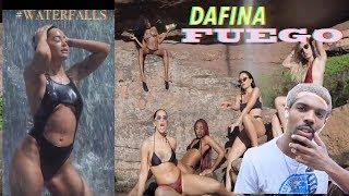 Dafina Zeqiri   FUEGO | Reaction Women & Water!!