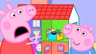 Peppa Pig Official Channel | Playtime with Peppa Pig and George Pig!