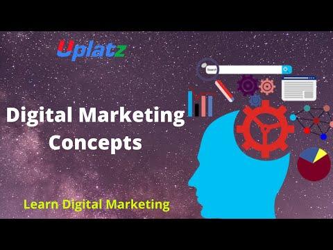 Digital Marketing Concepts | Learn Digital Marketing | Online ...