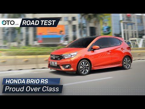 Honda Brio RS | Road Test | Paling Sporty Di Kelasnya | OTO.com