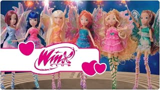 Winx Club - Fashion Dolls - Mythix Fairy