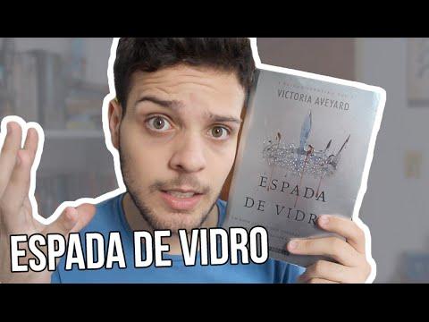 ESPADA DE VIDRO, da Victoria Aveyard