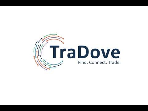 TraDove B2BCoin description