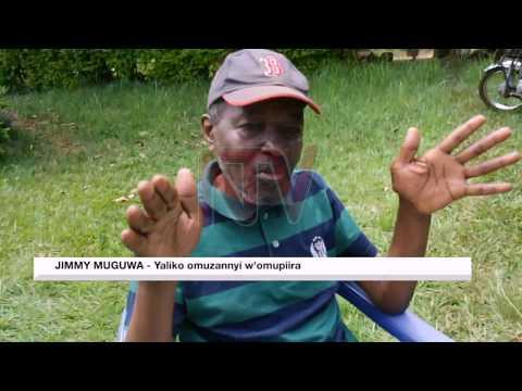 Eyaguzannyirako eggwanga Jimmy Muguwa tali bulungi
