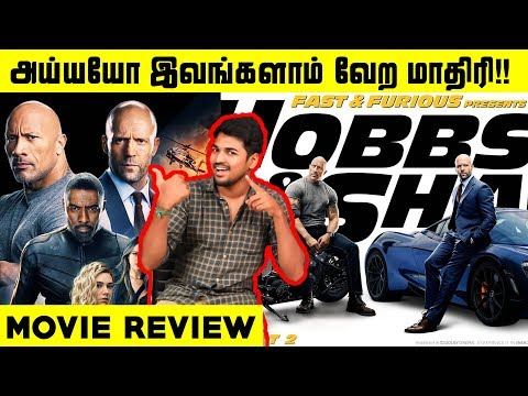 Fast & Furious Presents: Hobbs & Shaw Movie Review ..
