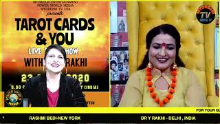 TAROT CARDS & YOU WITH DR Y RAKHI
