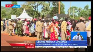 KTN LEO: Rais Uhuru Kenyatta ashutumu upinzani dhidi ya maadai ya ufisadi