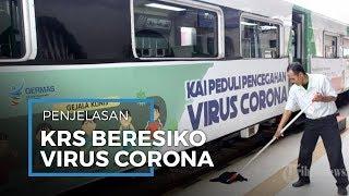 KRL Rute Bogor-Depok-Jakarta Berisiko Tinggi Kontaminasi Corona, Begini Penjelasan Anies