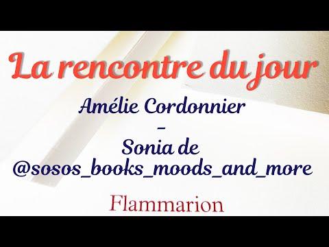 Vidéo de Amélie Cordonnier