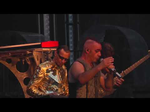 Rammstein Biography, Discography, Chart History @ Top40