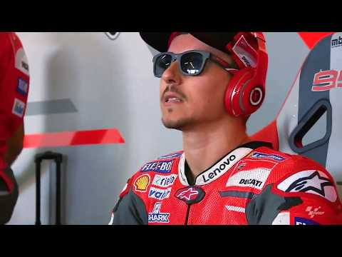 Ducati in action: 2018 Gran Premio Movistar de Aragon